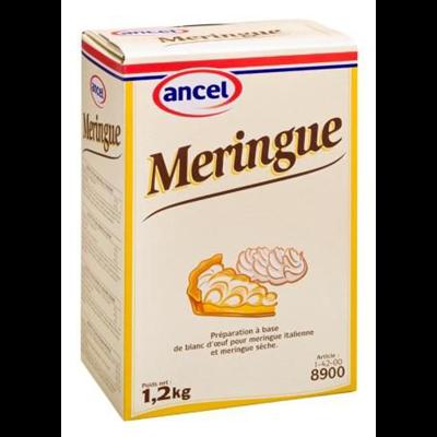 Preparation pour meringue 1 2 kg ancel