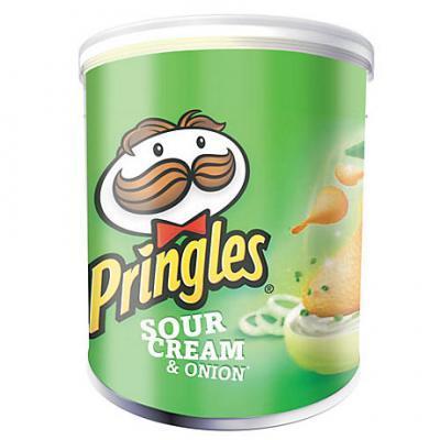 Pringles creme oignon 12 x 40 g cevennes terroir colis gastronomiques