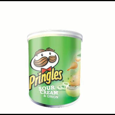 Pringles creme oignon 12 x 70 g