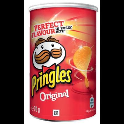 Pringles original 12 x 70 g