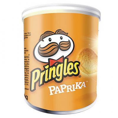 Pringles paprika 12 x 40 g cevennes terroir colis gastronomiques