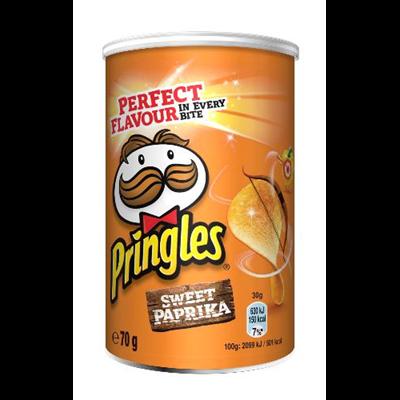 Pringles paprika 12 x 70 g