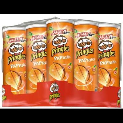 Pringles paprika 130 g x 9