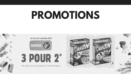 Promotions grossiste alimentaire 1
