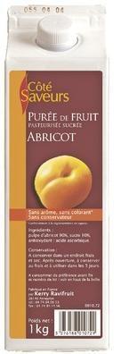 Puree d abricot 1 l ravifruit