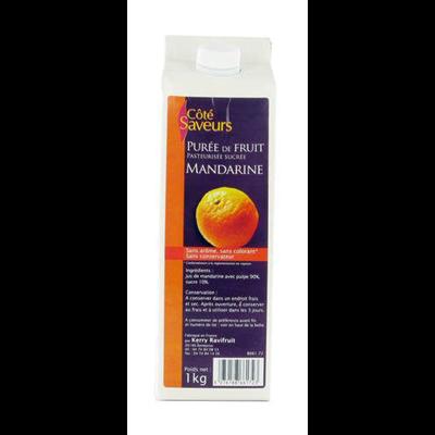 Puree de mandarine 1 l ravifruit