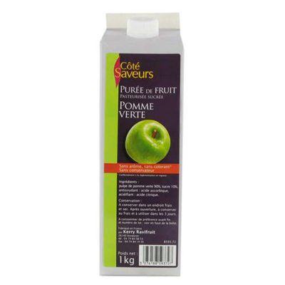 Puree de pomme 1 l ravifruit