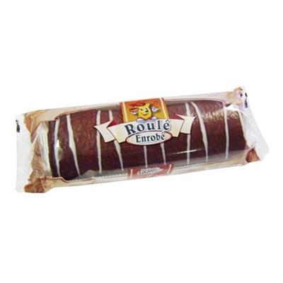 Roule enrobe au chocolat 300 g les ecureuils