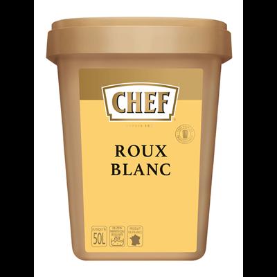 Roux blanc 1 kg chef 1