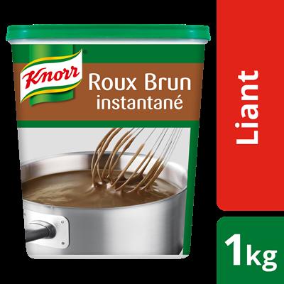 Roux brun instantane deshydrate 1 kg knorr