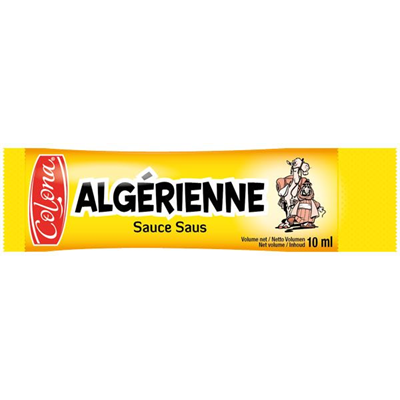 Sauce algerienne 150 x 10 ml colona