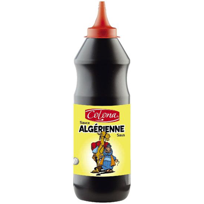 Sauce algerienne 950 ml colona 1