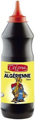 Sauce algerienne 950 ml colona pour professionnels