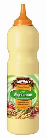 Sauce algerienne 950 ml nawhal s pour professionnels
