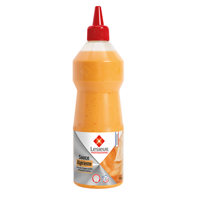 Sauce algerienne california 970 ml lesieur