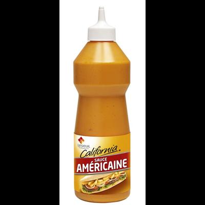 Sauce americaine california 950 ml lesieur