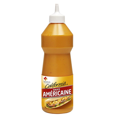 Sauce americaine california 950 ml lesieur