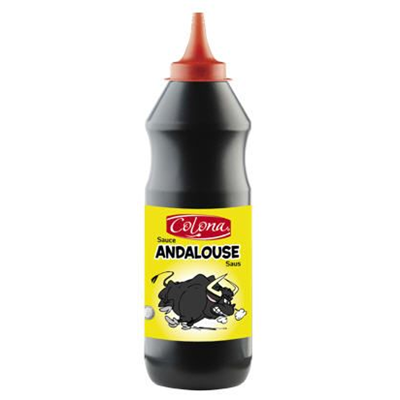 Sauce andalouse 950 ml colona 1