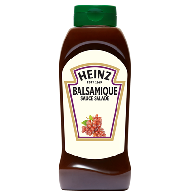 Sauce balsamique flacon 800 ml heinz