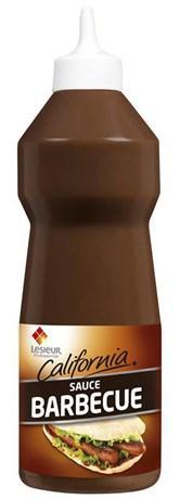 Sauce barbecue california 950 ml lesieur pour professionnels