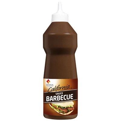 Sauce barbecue california 950 ml lesieur
