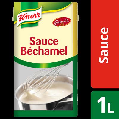Sauce bechamel 1 l knorr garde d or