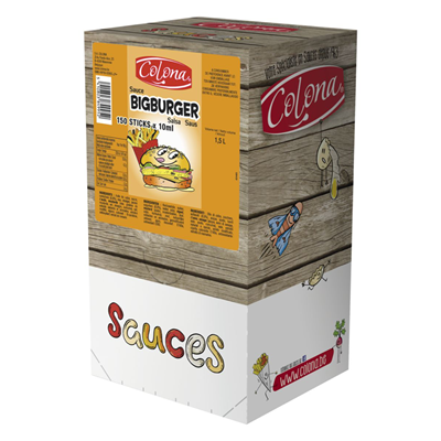 Sauce bigburger 150 x dosette 10 g colona