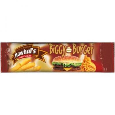 Sauce biggy burger 10g x 200 nawwhal s 1