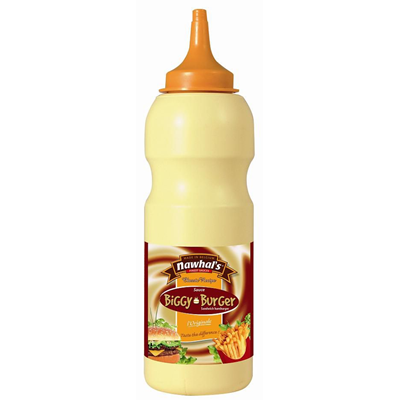 Sauce biggy burger 500 ml nawhal s 1