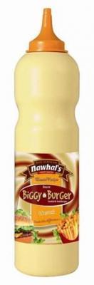 Sauce biggy burger 950 ml nawhal s pour professionnels