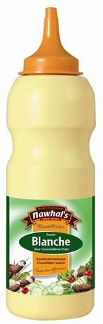 Sauce blanche 500 ml nawhal s pour professionnels