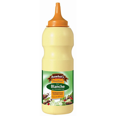 Sauce blanche 500 ml nawhal s
