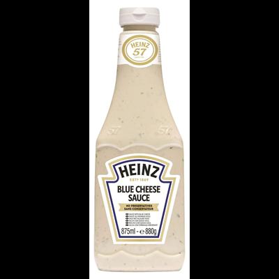 Sauce blue cheese flacon 875 ml heinz