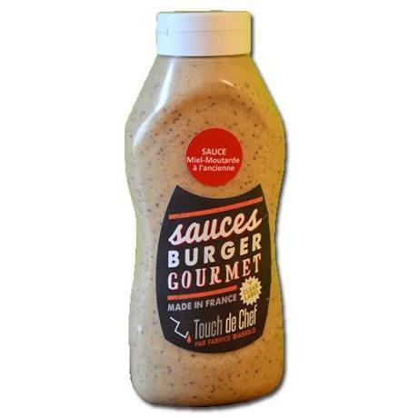 Sauce burger gourmet miel moutarde 975 ml pour professionnels