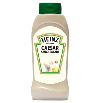 Sauce caesar flacon 800 ml heinz