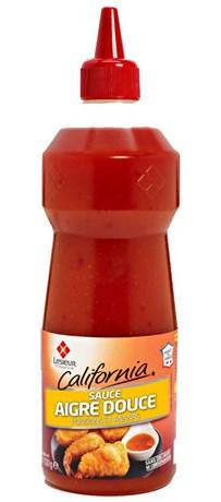 Sauce california aigre douce lesieur 970 ml pour professionnels