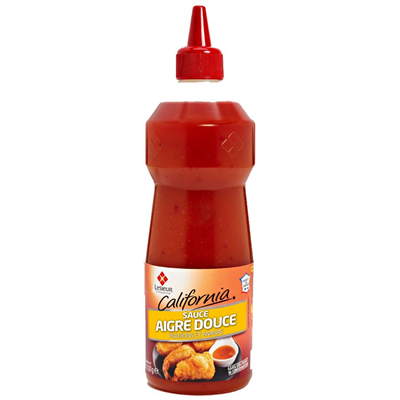 Sauce california aigre douce lesieur 970 ml