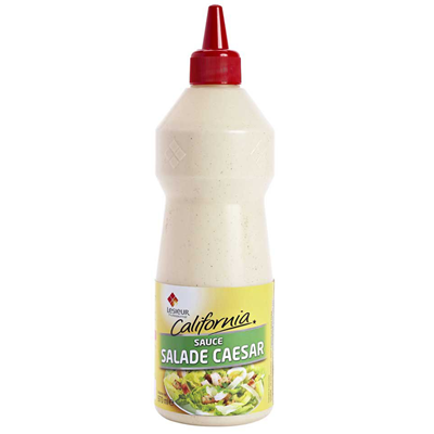 Sauce california caesar 970 ml lesieur 2