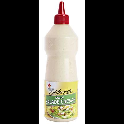 Sauce california caesar 970 ml lesieur 2