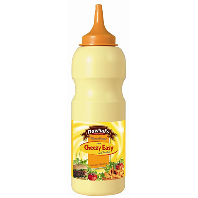 Sauce cheesy easy 500 ml nawhal s