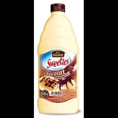 Sauce chocolat sweeties vahine 1 kg 1