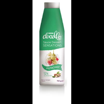 Sauce dessert docello sensations pistache 750 g nestle