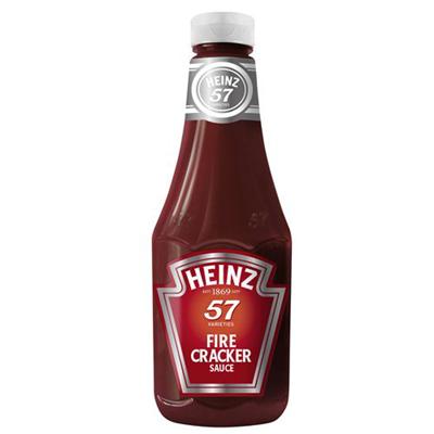 Sauce fire cracker 875 ml heinz