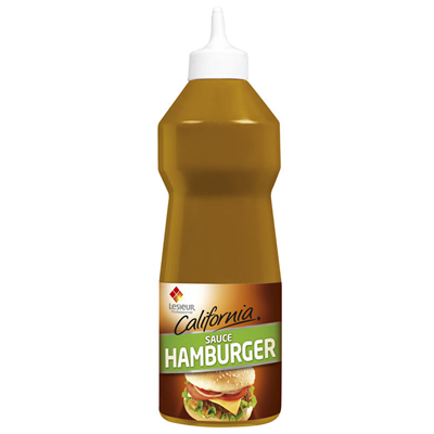 Sauce hamburger california 950 ml lesieur