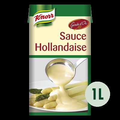 Sauce hollandaise 1 l knorr garde d or