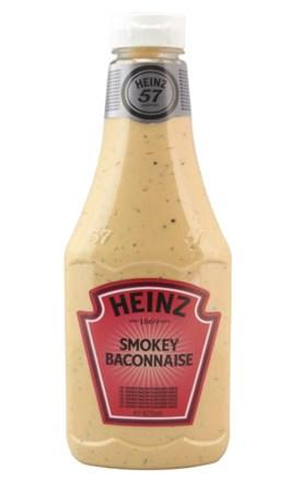 Sauce honey baconnaise heinz 875 ml pour professionnels