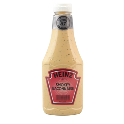 Sauce honey baconnaise heinz 875 ml