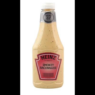 Sauce honey baconnaise heinz 875 ml