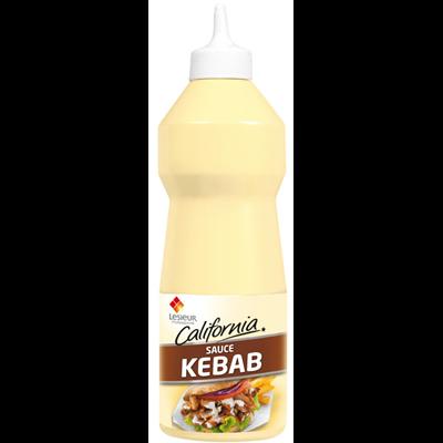 Sauce kebab halal california 950 ml lesieur
