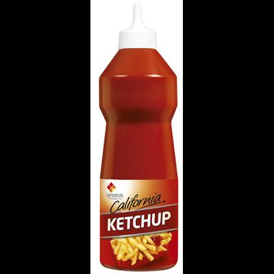 Sauce ketchup california 970 ml lesieur